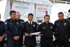 Evaluación de la polic�a municipal de Ecatepec