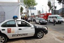 La polic�a de Ecatepec cuenta con 150 patrullas para garantizar la seguridad pública