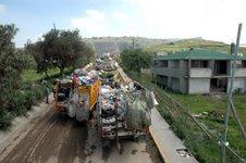 Evalúan operación de camiones recolectores de basura