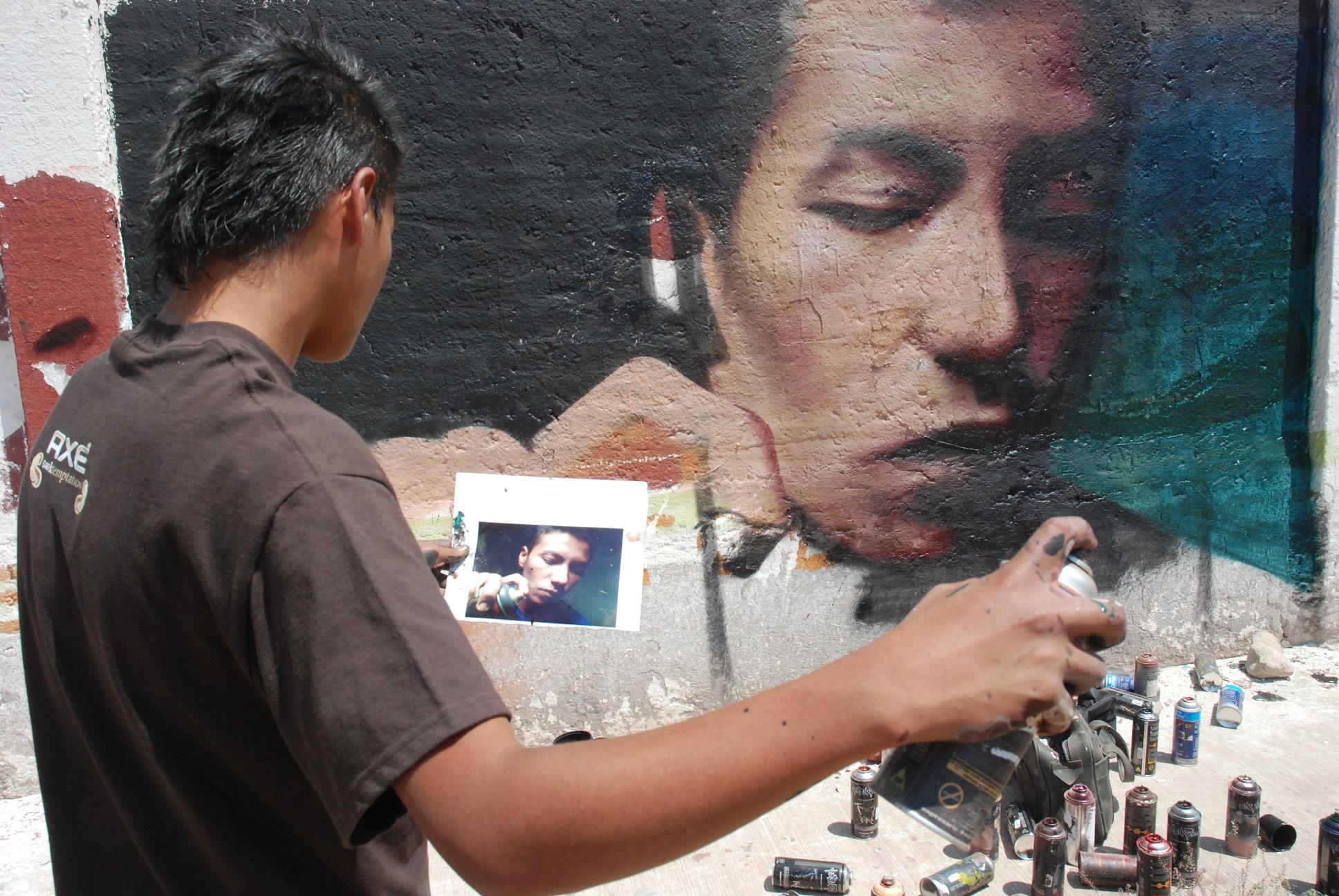 videos de graffiti
