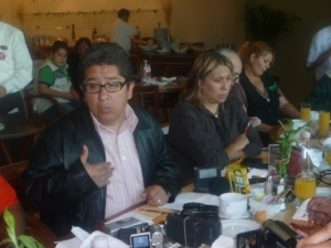 Roberto Rio Valle comenta sobre la basura