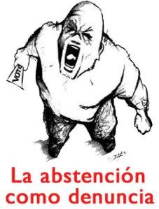abstención