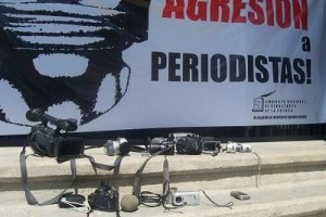 Agresion a periodistas