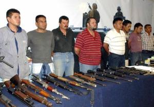 Detienen a jefe de la familia michoacana
