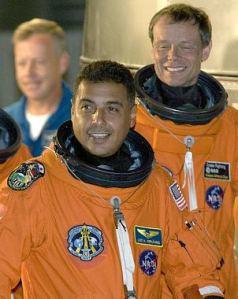 astronautas origen hispano