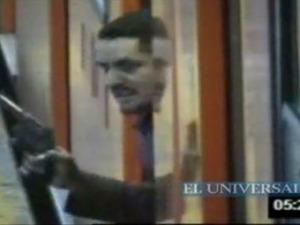El asesino del metro Balderas