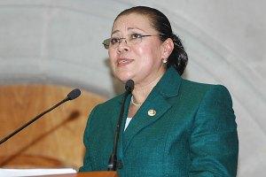 Coordinadora de la bancada legislativa de Nueva Alianza en Edomex