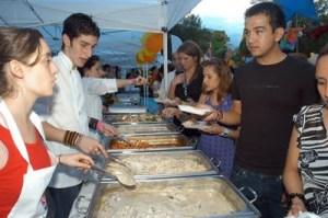 muestra gastronomica santiago 2009