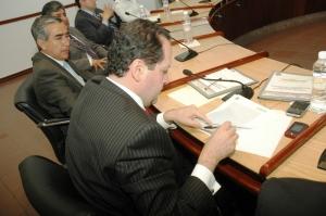 Eruviel Avila en la firma de convenio con Notarios de Ecatepec