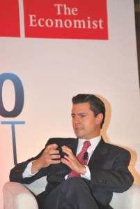 Peña Nieto en El Economist