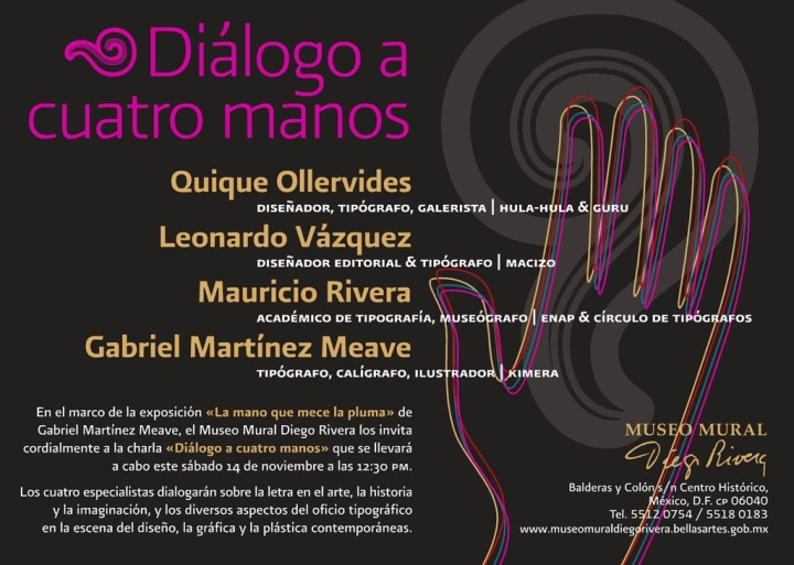 diálogo a4 manos